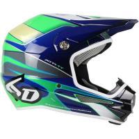 casque moto cross 6D  11 044