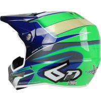 Casque moto cross 6d 11 044b