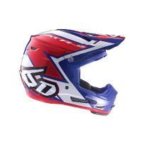casque moto cross 6 D atr 2y strike rwb