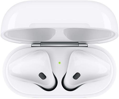 Apple airpods 2 boitier de charge ecouteurs sans fil true wirele 2