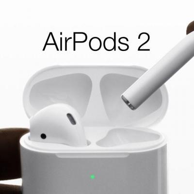 Apple airpods 2 boitier de charge ecouteurs sans fil true wirele 4