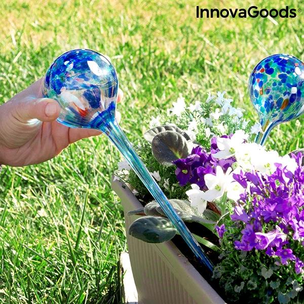 Ballons arrosage automatique aqua loon innovagoods pack de 2 118532 2