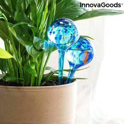 Ballons arrosage automatique aqua loon innovagoods pack de 2 118532