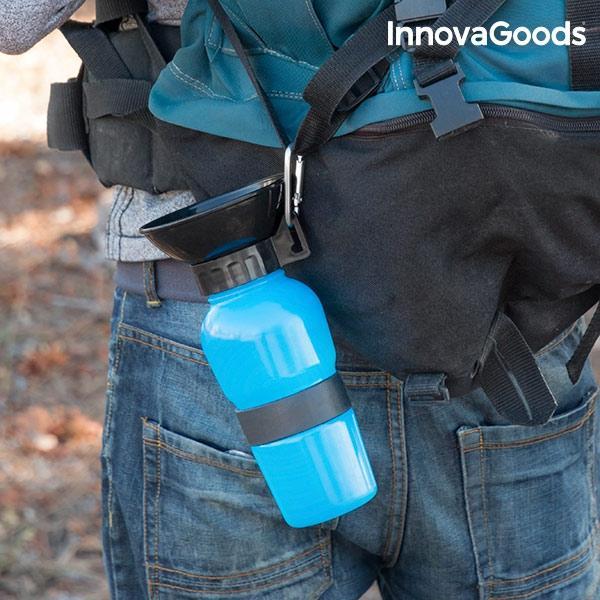 Botella bebedero de agua para perros innovagoods 2