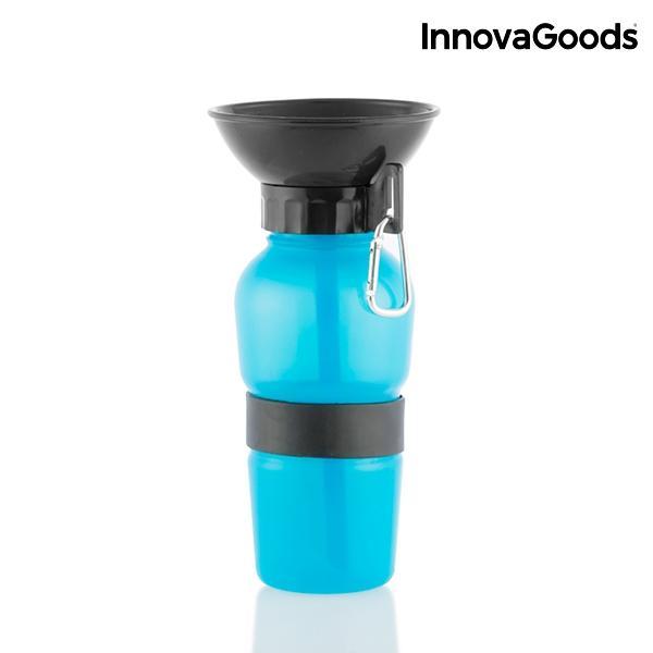 Botella bebedero de agua para perros innovagoods 3