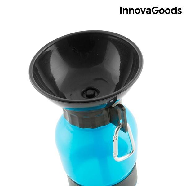 Botella bebedero de agua para perros innovagoods 4