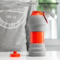 Botella plegable de silicona innovagoods 4