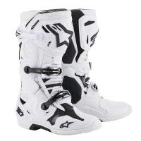 Bottes motocross alpinestars tech 10 white al2010019 20