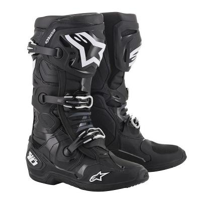 Bottes motocross alpinestars tech 10 2 black al2010019 10