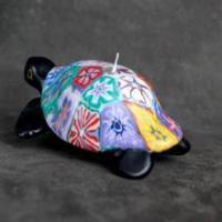 Bougie artisanal tortue
