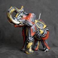 Bougie artisanales elephant 3