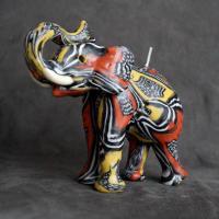 Bougie artisanales elephant