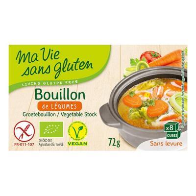 Bouillon de legume