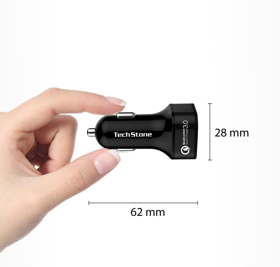 Chargeur allume cigare double usb 2