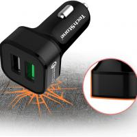 Chargeur allume cigare double usb 6