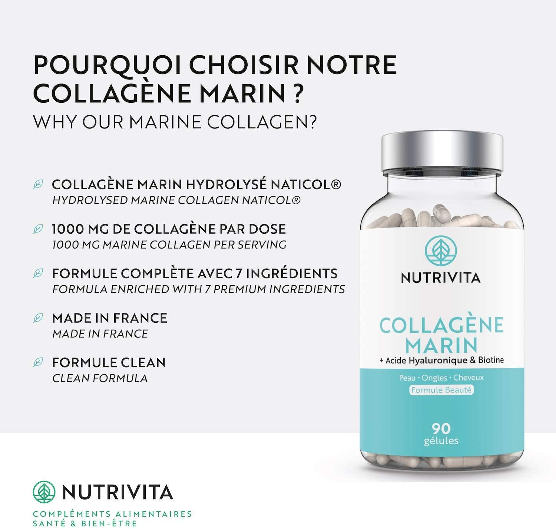 Collagene marin nutriva 3