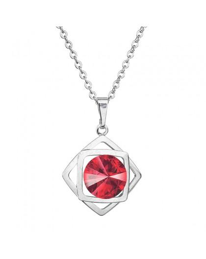 Collier fabos crystal from swarovski 1