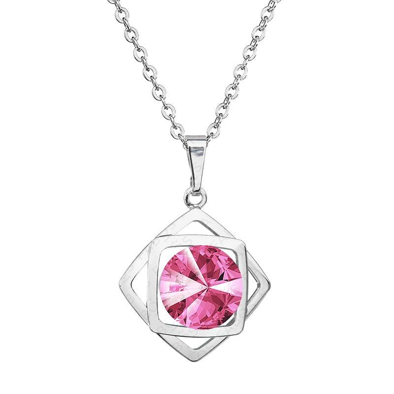 Collier fabos crystal from swarovski2