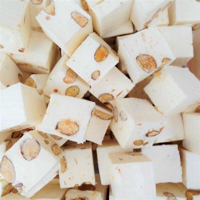 Cube de nougats aux amandes 2