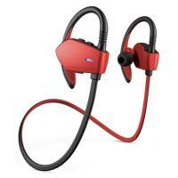 Ecouteurs de sport avec microphone energy sistem sport 1 bluetooth rouge4