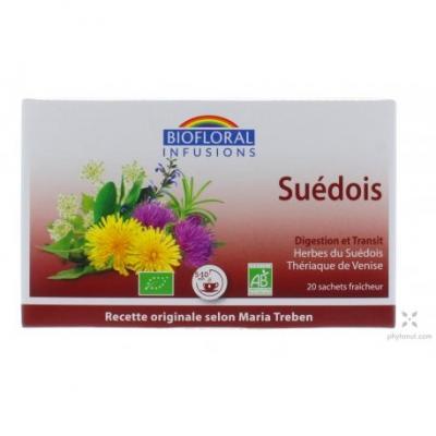 Elixir du suedois infusion bio