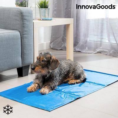 Esterilla refrigerante para mascotas innovagoods 90 x 50 cm 5