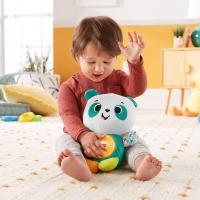 Fisher price linkimals andrea le panda peluche bebe interactive d apprentissage jouet sons et lumieres 2