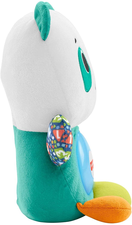 Fisher price linkimals andrea le panda peluche bebe interactive d apprentissage jouet sons et lumieres 5