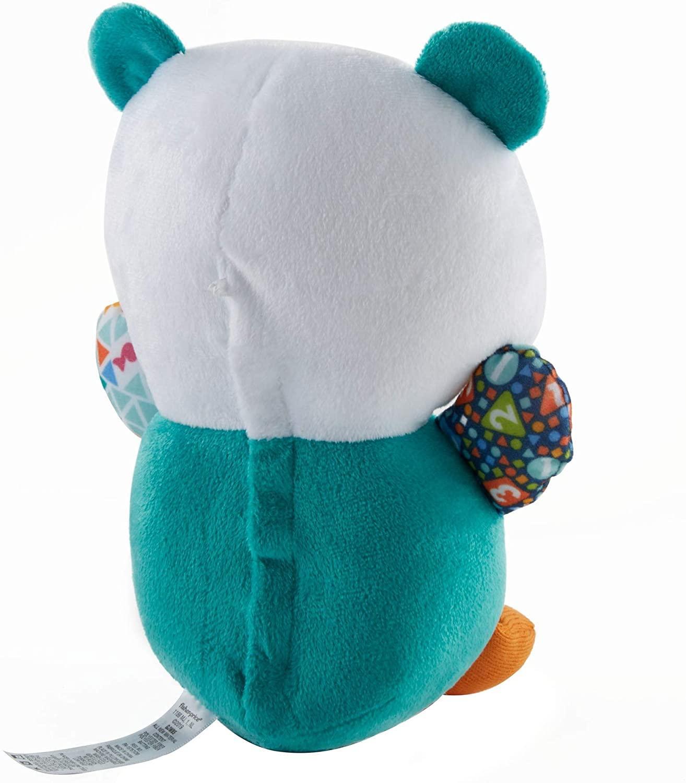 Fisher price linkimals andrea le panda peluche bebe interactive d apprentissage jouet sons et lumieres 6