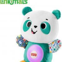 Fisher price linkimals andrea le panda peluche bebe interactive d apprentissage jouet sons et lumieres 8