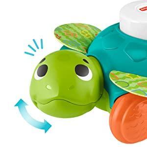 Fisher price linkimals manu la tortue 10