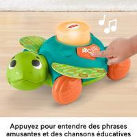 Fisher price linkimals manu la tortue 2