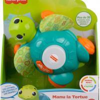 Fisher price linkimals manu la tortue 8
