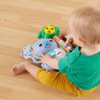 Fisher price linkimals nicolas le koala jouet bebe interactif d apprentissage sons et lumieres version francaise 10