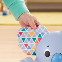 Fisher price linkimals nicolas le koala jouet bebe interactif d apprentissage sons et lumieres version francaise 6