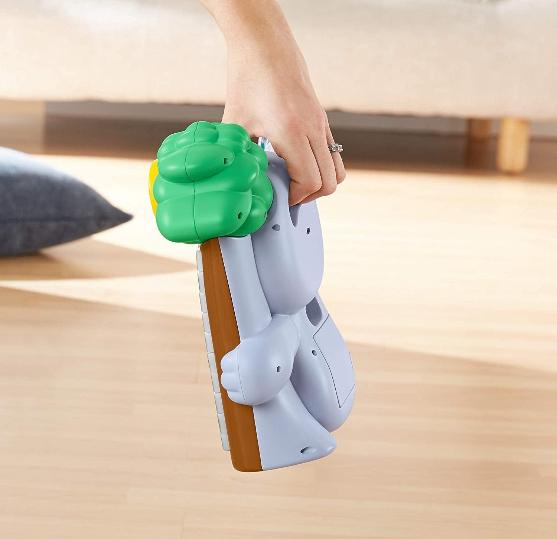Fisher price linkimals nicolas le koala jouet bebe interactif d apprentissage sons et lumieres version francaise 9