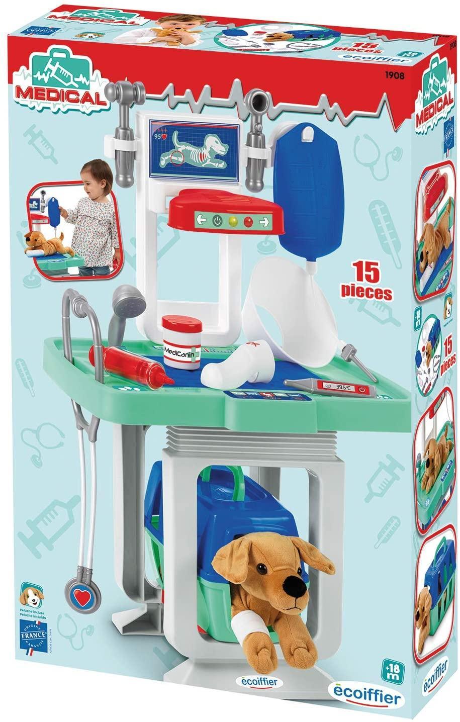 Jouets ecoiffier le centre veterinaire jeu d imitation 2