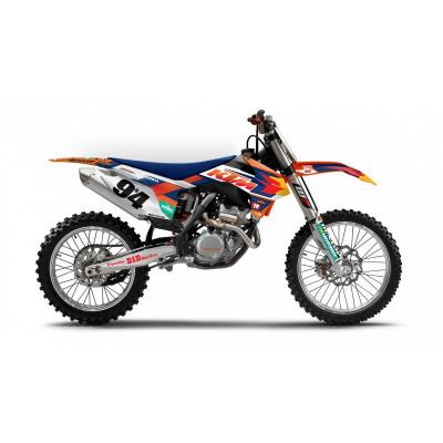 Kit deco complet ktm usa factory 14 nstyle