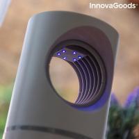 Lampe anti moustiques aspiration vortex innovagoods 4
