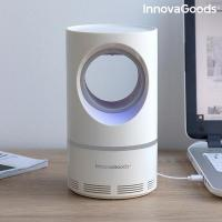Lampe anti moustiques aspiration vortex innovagoods 5