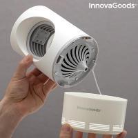 Lampe anti moustiques aspiration vortex innovagoods 6