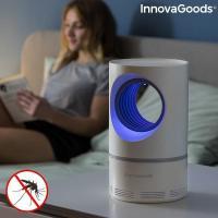 Lampe anti moustiques aspiration vortex innovagoods