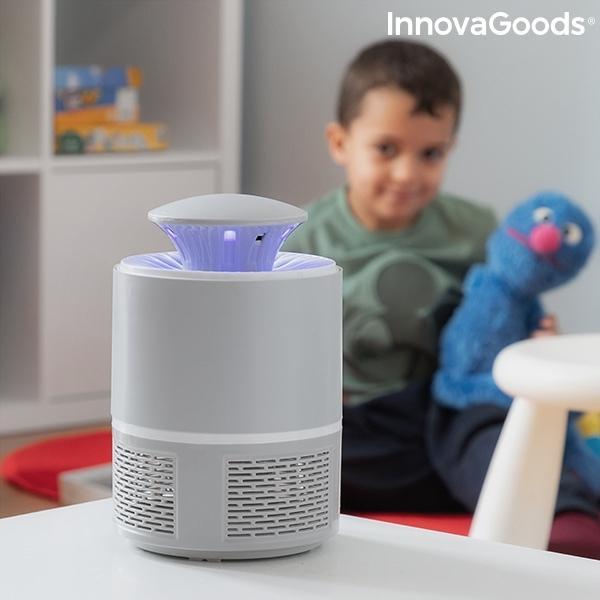 Lampe moustique innovagoods 7