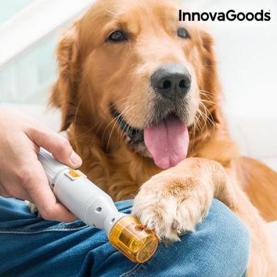 Lima de unas electrica para mascotas innovagoods