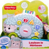 Linkimals louison le herisson jouet interactif 5