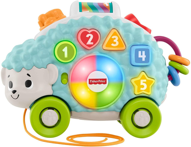 Linkimals louison le herisson jouet interactif