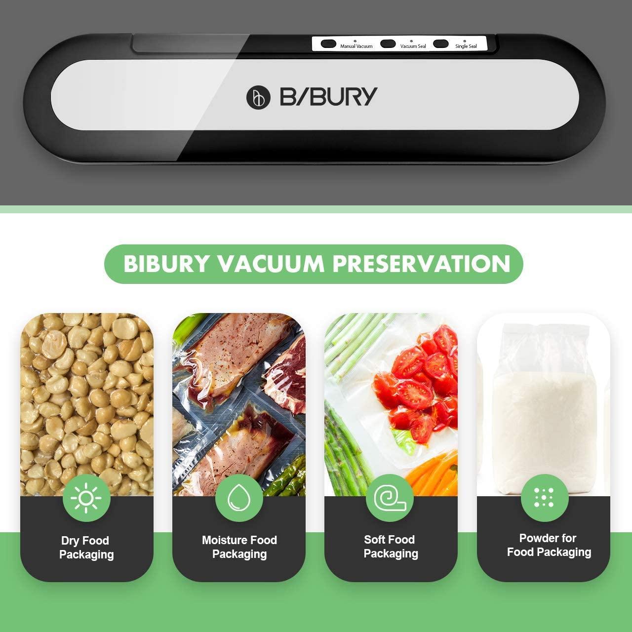 Machine sous vide alimentaire bibury 5