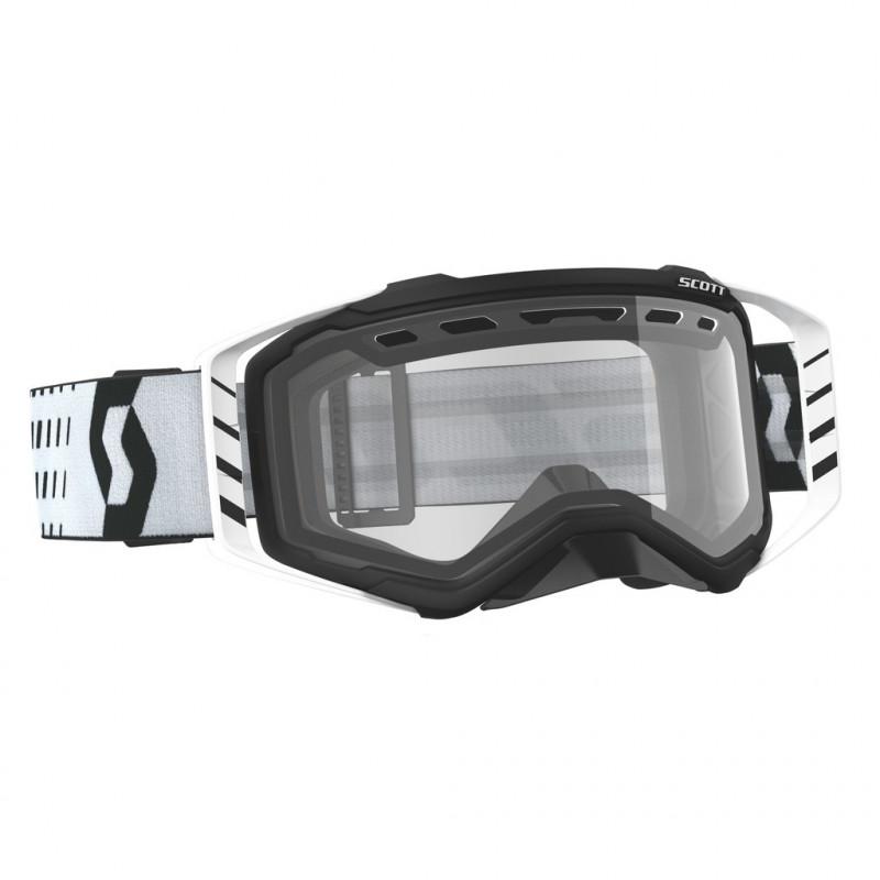Masque scott prospect enduro black white light sensitive sc272824 1007343