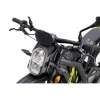 Moto electrique sur ron light bee noir 2