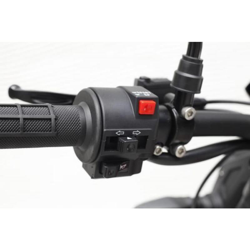 Moto electrique sur ron light bee noir 4